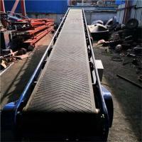 輕便型折疊式皮帶輸送機 糧食水平輸送機廠家