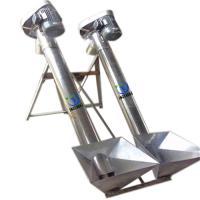 移动升降钢管式螺旋输送机  绞龙螺旋输送机