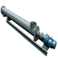 移动式食品面粉螺旋输送机 U型螺旋输送机 水泥管式螺旋输送机