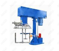 液壓升降雙軸攪拌機
