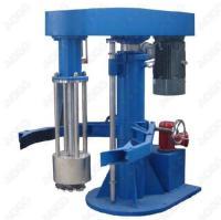 液壓升降籃式研磨機