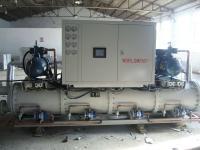 低温螺杆式工业冷冻水循环恒温机组