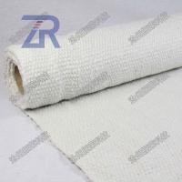 沧州振荣陶瓷纤维布 硅酸铝纤维布 防火布 非石棉 1260℃