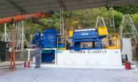 钻井废弃物处理系统