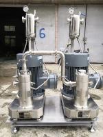 石墨烯纳米硅复合研磨分散机