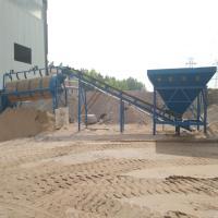 山東自動篩沙機廠家 質量好出沙率高