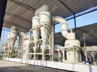優質碳素鋼粉生產線磨粉設備大型礦用雷蒙機