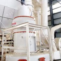 平邑碳素设备 石墨电极纵摆式磨粉机