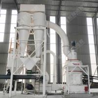 白炭黑生產制粉雷蒙磨HCQ改進型磨粉機