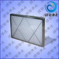 耐高溫玻纖過濾網(初效玻纖過濾器)