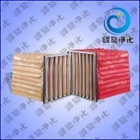 高溫玻纖袋式過濾網(玻纖袋式過濾器)