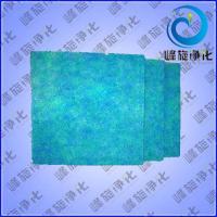 生化过滤棉、蓝色塑胶棉