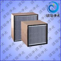 有隔板高效过滤器、铝隔板过滤器