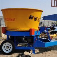 牛场草料粉碎机 秸秆饲料加工设备