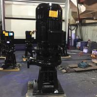LWP立式不銹鋼無堵塞排污泵