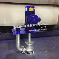 YWB防爆系列液下排污泵