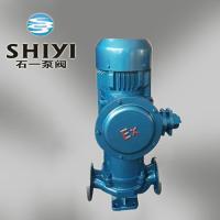CQG-L立式管道型不銹鋼磁力驅動泵