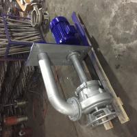YWP化工耐腐蚀液下污水泵