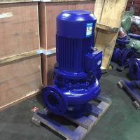 GW高效管道式排污泵
