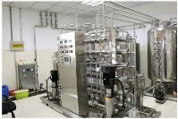 宜州纯净水设备工艺流程概述