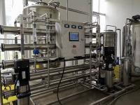遵義電鍍用超純水設備