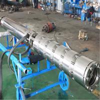 QJP不锈钢潜水泵 大型流量奥特泵业厂家