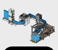 灌装自动化GZB-20L-Q全自动系列灌装机