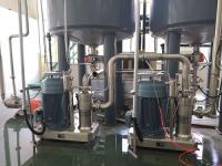 水煤浆深加工高速湿法粉碎机