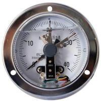 真空耐震电接点压力表