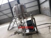 有機灌漿復合防火玻璃SiO2分散液制備及粉液混合機,SiO2水溶膠高速混合分散機