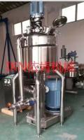Pickering乳液聚合乳化机,Pickering乳液管线式乳化机