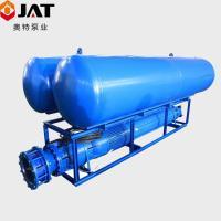 QJF型浮筒式潛水泵 漂浮泵高效節能安裝方便