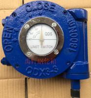 QDX3-3蜗轮蜗杆阀门减速机