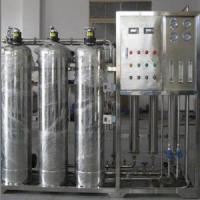 制藥純化水設備生產廠家排名