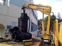 飞力FLYGT污水泵维修