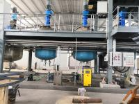 转向法水性树脂高速分散乳化机