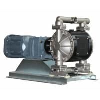 MK25不銹鋼 電動隔膜泵