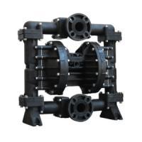 MK50塑料 氣動片閥泵